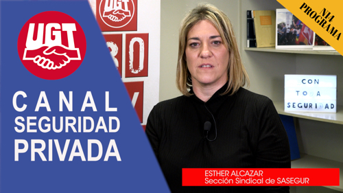 VIDEO | CANAL DE NOTICIAS DE SEGURIDAD PRIVADA FeSMC UGT MADRID (Programa 24)
