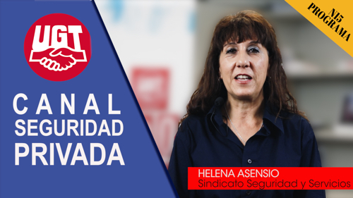 VIDEO | CANAL DE NOTICIAS DE SEGURIDAD PRIVADA FeSMC UGT MADRID (Programa 15)